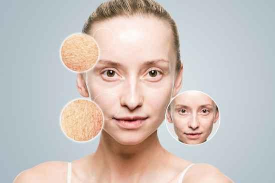皮肤干燥有纹路怎么办?化妆品厂家给您解决方案